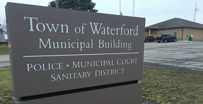 Town of Waterford Police Dept and Municipal Court